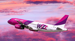 Wizz Air introduces web check-in to further airports in Europe
