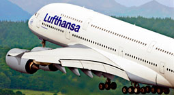 "Lufthansa names its A380s ""Frankfurt"" and ""München"""