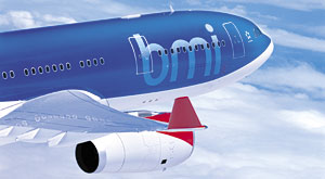 bmi announces new codeshare partnership with SWISS