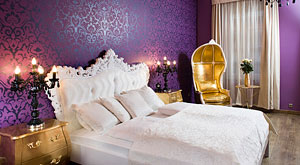 Vampire Suites at Soho Boutique Hotel Budapest