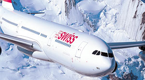 Swiss offers expanded summer schedules