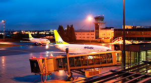 airBaltic to Open a Base in Tallinn