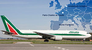 Partnership with Alitalia, one year on
