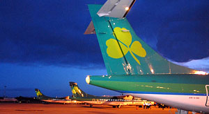Aer Lingus and Aer Arann Franchise Takes Flight.
