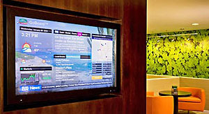 Courtyard by Marriott Receives Hotel Visionary Award at the Hotel Technology Forum for its Interactive GoBoard