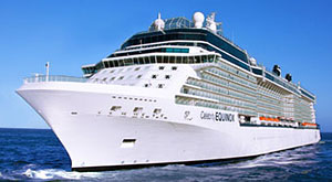 Launch of Celebrity Cruises' Newest ship 'Eclipses'