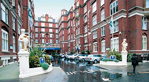 NH Hoteles agrees to sell its London St. Ermin's hotel to an international investor group for EUR 75m