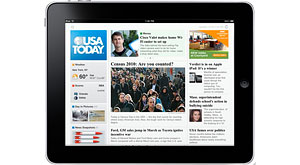 Courtyard by Marriott Sponsors Launch of USA TODAY App for Apple's New iPad