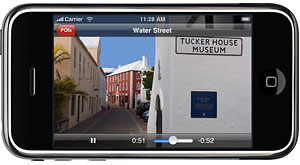 AudioConexus Launches Tourism iPhone App for self-directed and guided tours