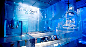 Epoque Hotels Presents ICEBAR by ICEHOTEL at Hotel Twentyseven