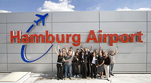 Hamburg Airport wins European Routes Marketing Award 2010