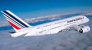 Fly from London Heathrow to Paris by A380 this summer