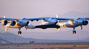 Virgin Galactic News - VSS Enterprise Test Flight News