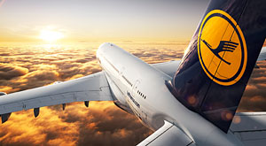 Lufthansa takes delivery of its first Airbus A380
