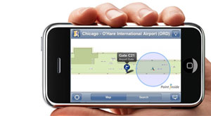 Free Point Inside Mobile App Now Helps Travelers Navigate over 50 Airports