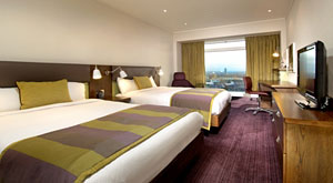 Hilton London Metropole takes top spot in prestigious UK travel