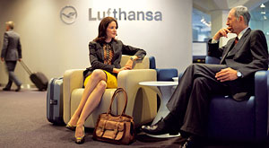 South Africa FIFA World Cup fever at Lufthansa