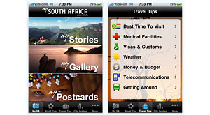 My South Africa Essentials - FIFA World Cup iPhone app