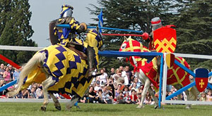 Blenheim Palace - Jousting at Britain's Greatest Palace