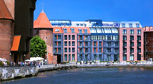 Modern meets medieval as new Hilton Hotel opens in Gdansk, Poland