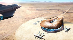 Virgin Galactic update on Spaceport America