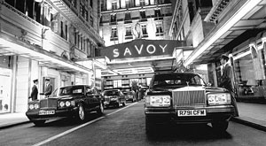 The Savoy to reopen Sunday 10th October 2010