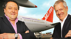 Jet2.com unveils anniversary aircraft for Newcastle!