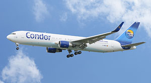 Condor announces interline agreement with Mexicana