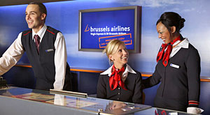 Brussels Airlines adds Shanghai to its network
