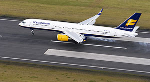 Icelandair adds 200 flights to winter schedule