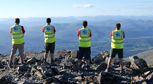 Air Charter Service brokers climb 3 peaks