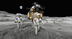 NASA takes gamers on a lunar adventure with new online video game