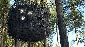 Treehotel In Harads Sweden New Eco Based Design Hotel