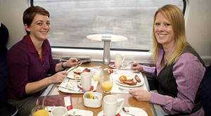 Virgin Trains offers First Class opportunities