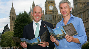 Cultural Olympiad campaign discovering places launched at Houses of Parliament