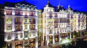 Corinthia Hotel Budapest makes a sick child's vacation wish come true