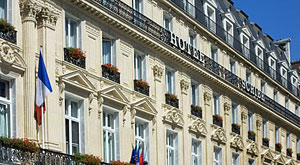 The Hotel Scribe in Paris is celebrating its 150th anniversary