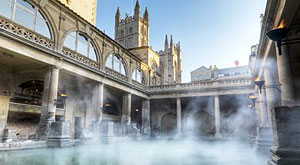 UK Tourism Minister visits Bath to see tourism best practice in action