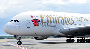 Emirates completes flurry of European route launches