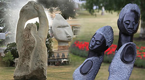 Back in the UK after 10 years - Master Sculptors of  Zimbabwe – Embracing the Spirit