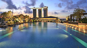 The Fullerton Bay Hotel – Singapore's newest luxury waterfront hotel opened its doors