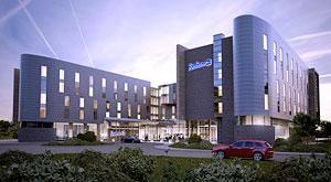 Rezidor announces the Radisson Blu Hotel, East Midlands Airport in the UK