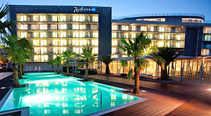 Rezidor opens the Radisson Blu Resort Split, Croatia