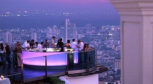 Top 15 most spectacular hotel rooftop views