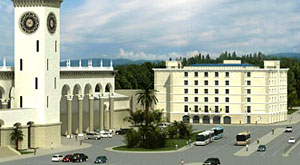 Rezidor announces the Park Inn City Centre Sochi in Russia