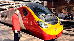 Virgin Trains 'most improved operator'