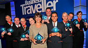 Business travellers vote easyJet Best Low-Fares Airline for tenth consecutive year