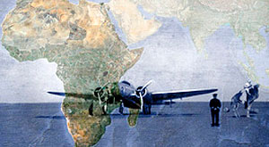 Air France 75 years of service to Africa
