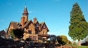 Stay in your very own fairy tale castle