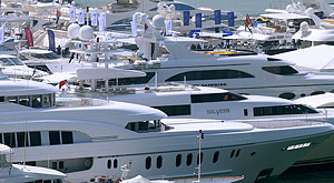 The most awaited Dubai International Boat Show 2011